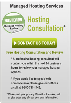 Business Hosting Consultation